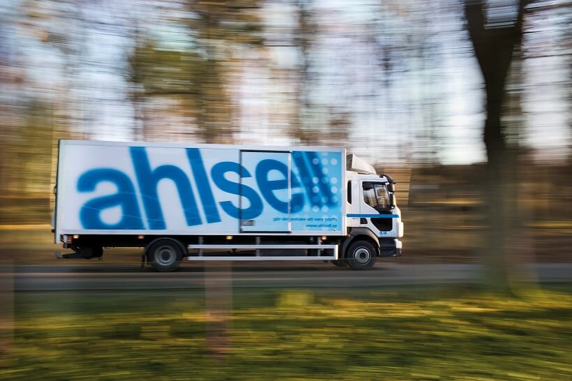 Ahlsell values the flexibility in debt collection services