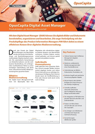 Digital Asset Manager