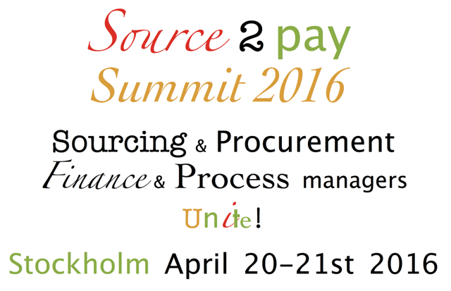 Source 2 pay Summit 2016